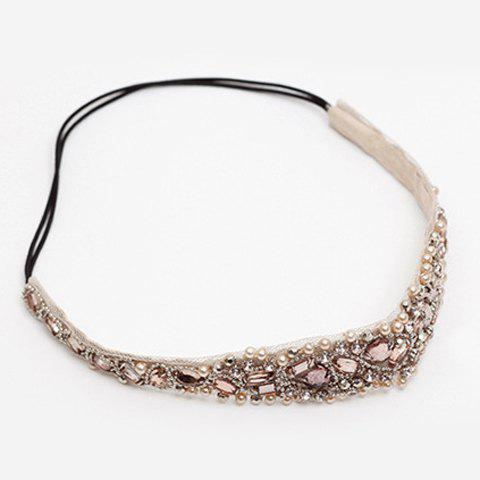 Fancy Stylish Beaded Hairband For Women
