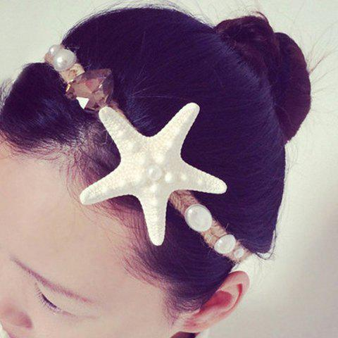 Shops Bohemia Starfish Hairband For Women