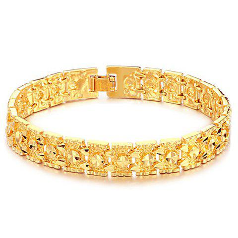 Image For Gold Plated Bracelet