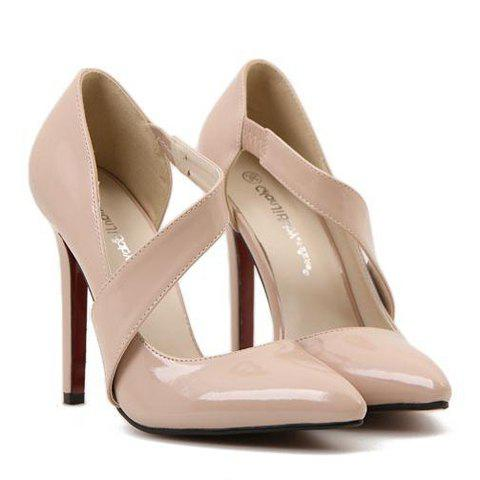 New Sexy Hollow Out and Pointed Toe Design Women's Pumps