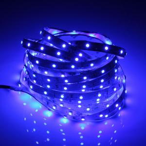 30W 300 LEDs SMD-3528 Decorative LED Strip Light (5M Blue Light DC 12V) - Blue - 40
