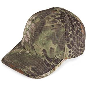 Anaconda Pattern Peaked Cap Outdoor Anti-UV Hat Camouflage Visors Baseball Cap