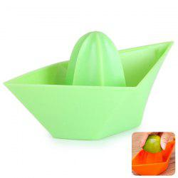 Creative Mini Boat Shape Juicer Plastic Juice Extractor