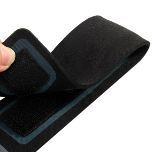 Dual Holes Sports Soft Tactility Durable Armband Holder Pouch Protective Case for iPhone 6 6S -