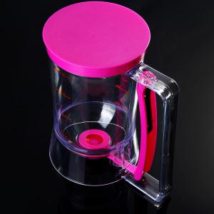 Cake Batter Dispenser with Measuring Label for Cupcakes Muffins -