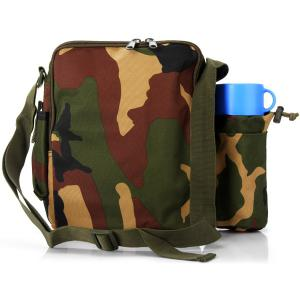 High Quality Water Bottle Single Shoulder Bag Cross Body Sundries Pack Practical Travel Camping Cycling Hiking Accessories -