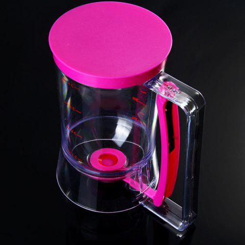 Cake Batter Dispenser with Measuring Label for Cupcakes Muffins от Rosegal.com INT