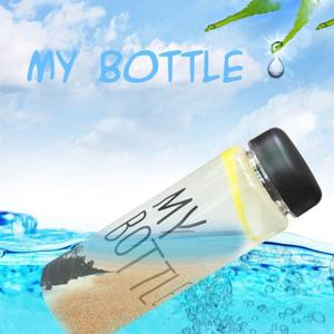 My Bottle 500lm Fruit Beverage Water Milk Bottle