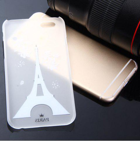 4.7 inch Luminous Effect Case Glow in the Dark Transparent Back Cover Case for iPhone 6 от Rosegal.com INT