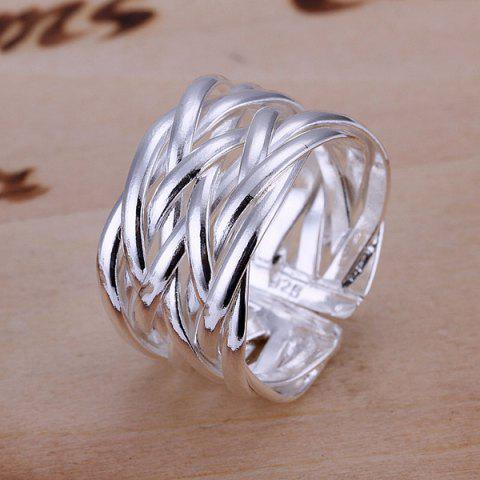 Buy Alloy Braided Ring  US SIZE 8