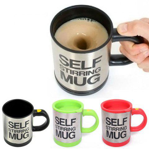 New Self Strring Coffee Cup Electric Tea Mug Automatic Plain Mixing Cup with Cover