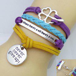 Trendy Women's Multi-Layered Friendship Bracelet