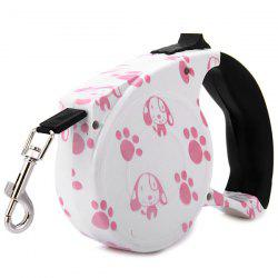 Fashionable Pet Product 16.5 Feet Dog Cat Chain Collars Lead Retractable Leash