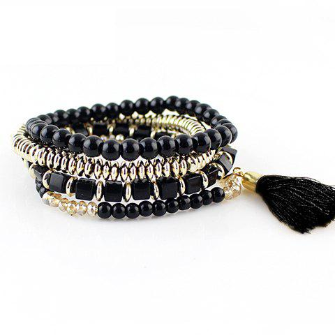 Outfits Ethnic Style Natural Stone Beads Decorated Bracelet