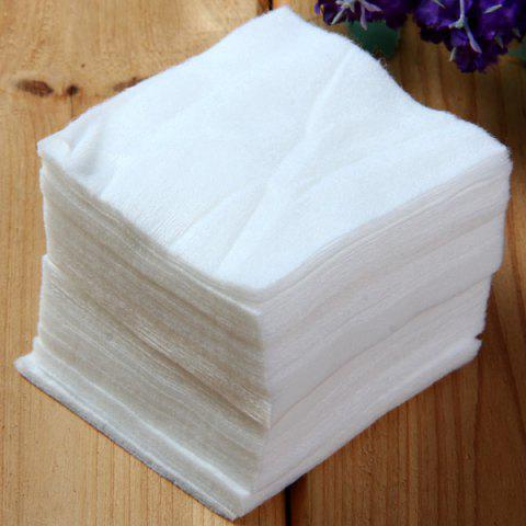 Image of 100 Sheets 7 x 6cm Cosmetic Makeup Cotton Pads Facial Puffs