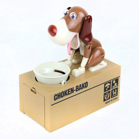 Fashion 18CM Choken Bako Dog Saving Pot Coin Bank for Coin Collection