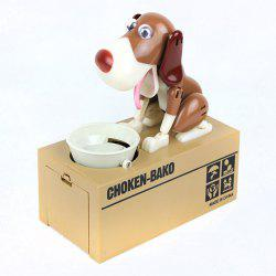 18CM Choken Bako Dog Saving Pot Coin Bank for Coin Collection -