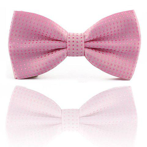 Best Chic Polka Dot Print Bow Tie For Men