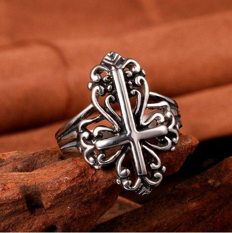 Latest Cross Shape Ring - US SIZE 8  Mobile