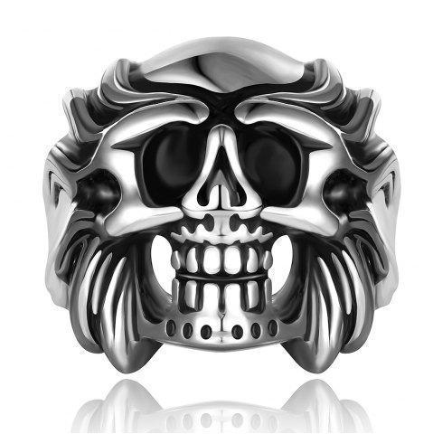 Shops Skull Shape Alloy Ring  US SIZE 8
