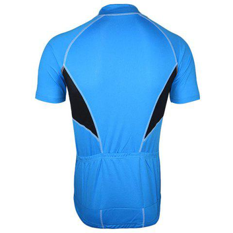 Store Arsuxeo 665 Quick-dry Cycling Jersey Sweatshirt Bike Bicycle Racing Running Short Sleeve Clothes -   Mobile