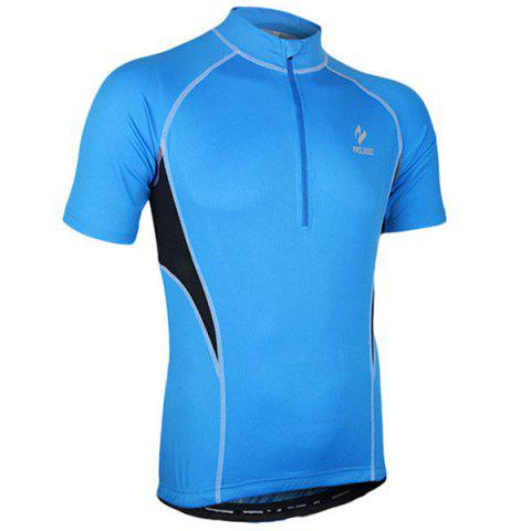 Fancy Arsuxeo 665 Quick-dry Cycling Jersey Sweatshirt Bike Bicycle Racing Running Short Sleeve Clothes -   Mobile