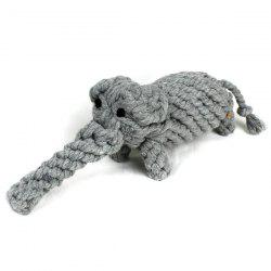 Super Pet Toy Knitted Elephant Style Odontoprisis Tool for Dog Cat Supplies