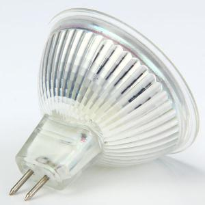 MR16 4W COB Spotlight 400lm 6000K 12V pur LED White Light intérieure -
