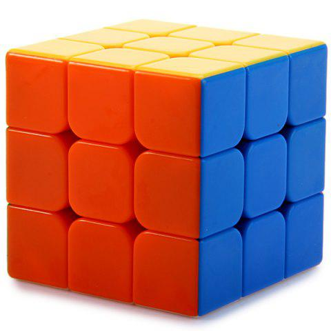 Outfit QY394-5 3x3x3 Professional Three Layers Magic Cube Brain Teaser