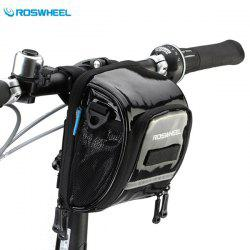 Roswheel Bicycle Tube Bag Handlebar Pack Shoulder Pocket Biking Cycling Gadget