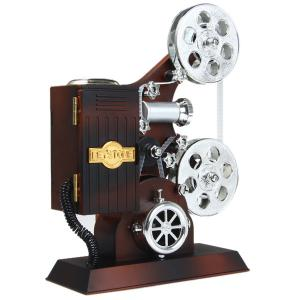 Delicate Projector Style Music Box for Gift Beautiful Decoration -