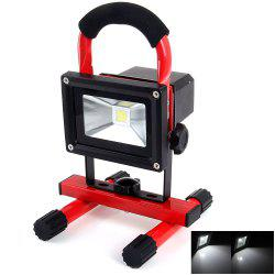 YouOKLight 10W 850Lm 6000K Rechargeable Working LED Flood Light 110 - 240V -