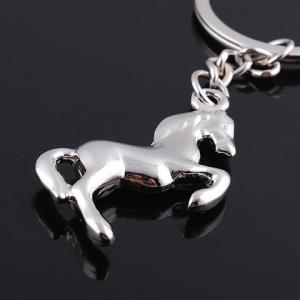 Delicate Horse Shape Key Ring -
