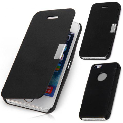 Hot Ultra Slim Magnetic Flip Leather Case Protector for iPhone 5 5S