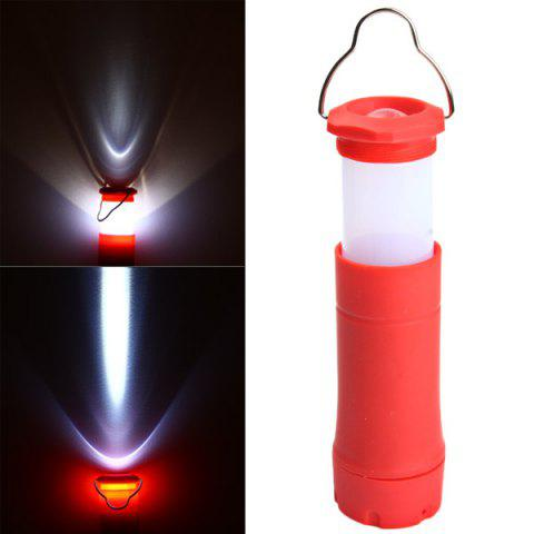Shop Telescopic Zooming LED Flashlight Mini Camping Lamp 3 Modes Torch