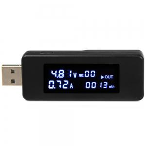 KCX - 045 USB LCD Voltage Current Detector / Tester for Smartphone Mobile Power Bank -