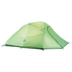Naturehike Portable Lightweight Tent 190T Nylon Waterproof / Ultraviolet-proof Camping Hiking Shelter for 3 - 4 Persons