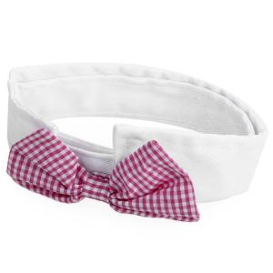 Pet Supplies Cats Dog Bow Tie Collar with Bowknot Design Wedding Holiday Decoration - Colormix - No.01