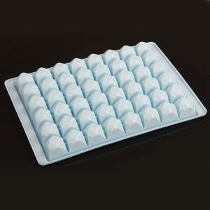 48 Grid Diamond Shape Ice Cube Tray Mold Chocolate Candy Mold -