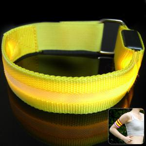 Practical Armband Safety with LED Light Walking Running Jogging Riding at Night