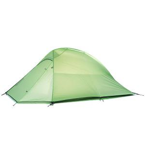 Naturehike NH15T002 - T 190T Nylon Double Layer Water-resistant Camping Hiking Tent Tool for 2 Persons -