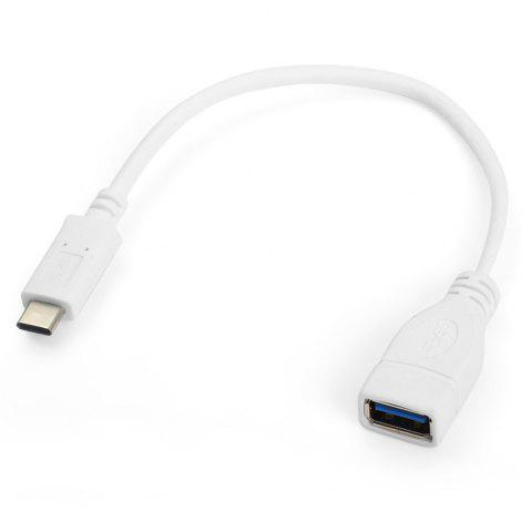 Unique CY USB 3.1 Type C USB-C Male to USB-A Female OTG Data Cable for New MacBook Chromebook Pixel 2 Nokia N2