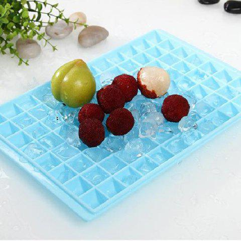 New 96 Grid Diamond Shape Ice Cube Tray Mold Chocolate Candy Mold - RANDOM COLOR  Mobile
