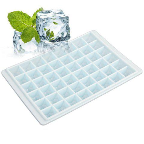 Store 48 Grid Diamond Shape Ice Cube Tray Mold Chocolate Candy Mold