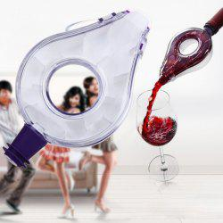 Magic Red Wine Aerator Filter Mini Travel Aerator Creative Gift -