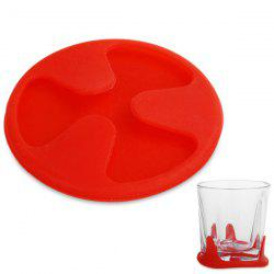 Non-slip Silicone Coffee Drink Cup Mat Pad Coaster Home Table Decor