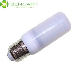 SENCART E27 12W 56 x SMD 5730 2200LM 6000K Dimmable LED Light Bulb AC 110 - 240V -