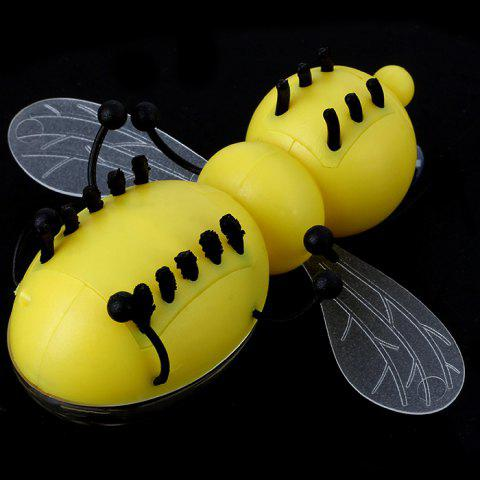 Best Solar Power Bee Animal Educational Toy with Solar Panel - YELLOW  Mobile