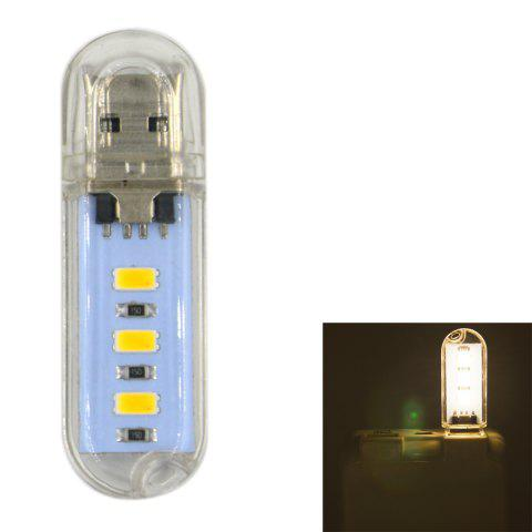 Shops JMT-USB1 Mini USB LED Night light Camping lamp for Reading Bulb Laptops Computer Notebook Mobile Power Charger