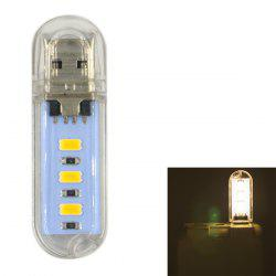 JMT-USB1 Mini USB LED Night light Camping lamp for Reading Bulb Laptops Computer Notebook Mobile Power Charger -
